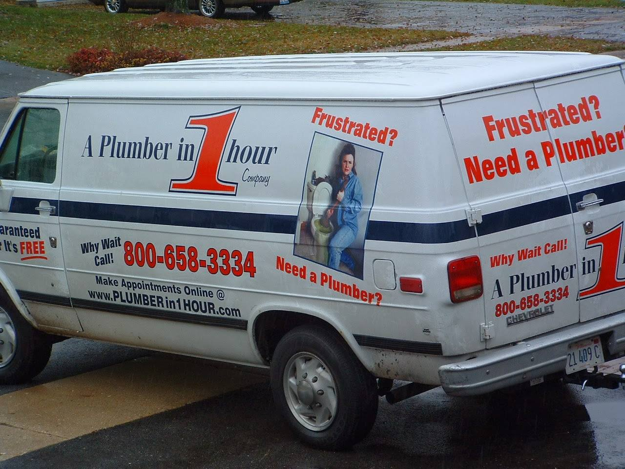 Plumbing company at its service
