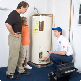 plainfield water heater repair